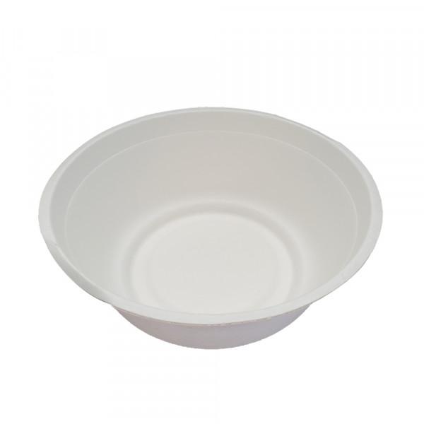 Bowl 950ml Bagaço de Cana pct.200 un